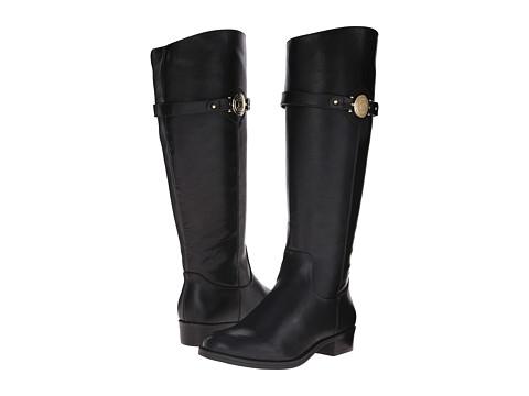 Tommy Hilfiger - Dabian (Black) Women's Zip Boots