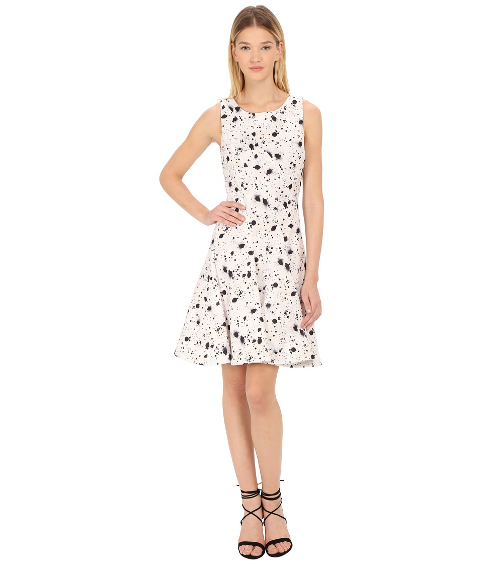 ZAC Zac Posen - Cake Dress (Peach Multi) Women's Dress