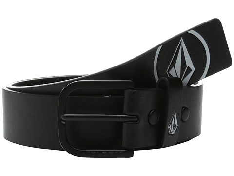 Volcom - Redux Belt (Black) Men's Belts