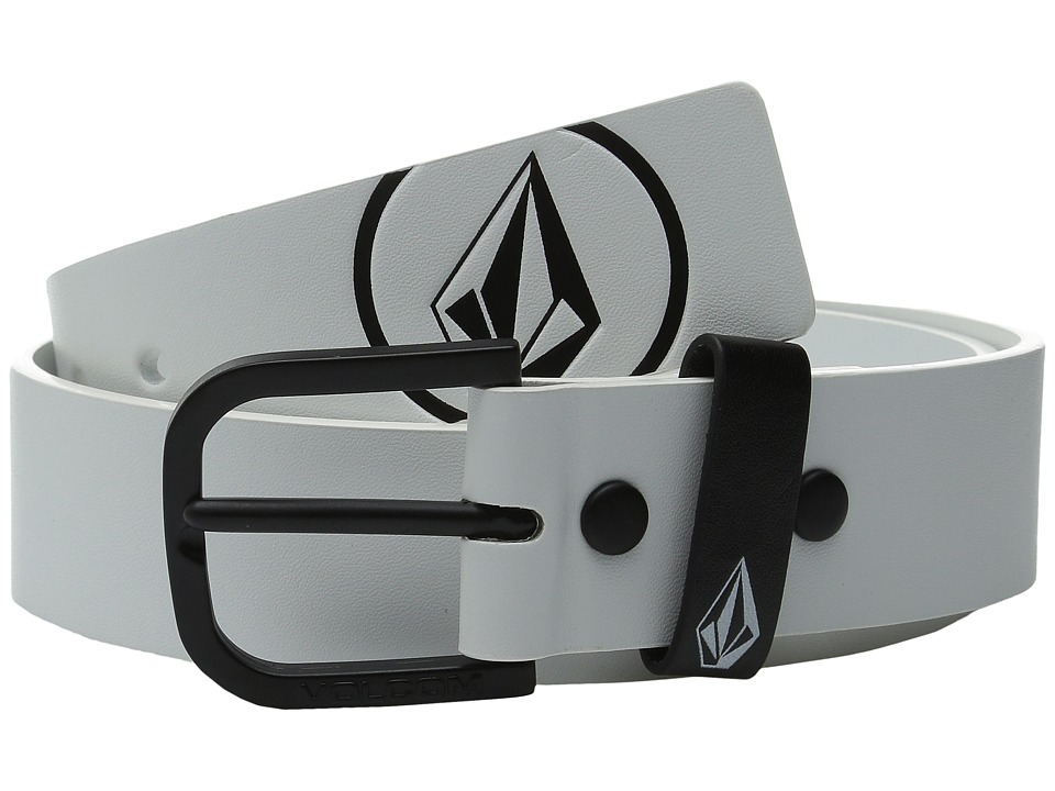 Volcom - Redux Belt (White) Men's Belts