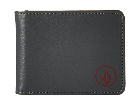 Volcom - Corps Wallet (Brick) Bill-fold Wallet