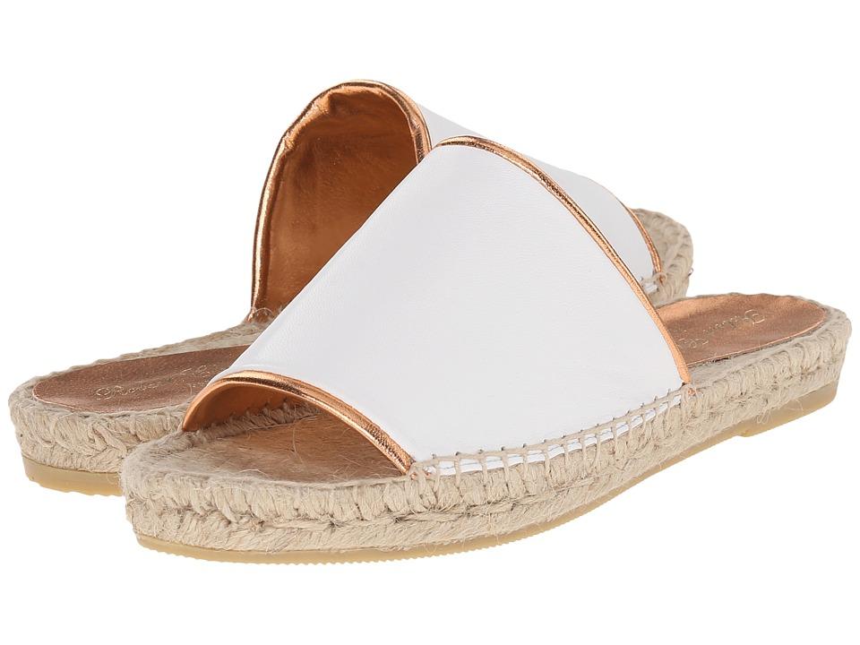 Robert Clergerie - Ela (White Nappa) Women's Shoes