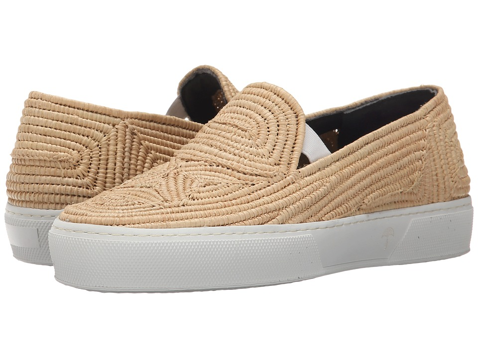 Robert Clergerie - Tribal (Natural Rafia) Women's Shoes
