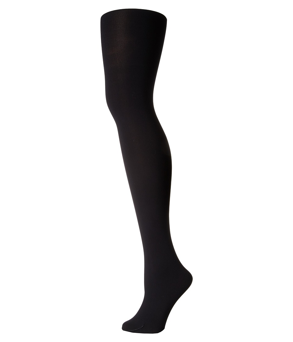 Falke - Warm Deluxe 80 Tights (Black) Hose