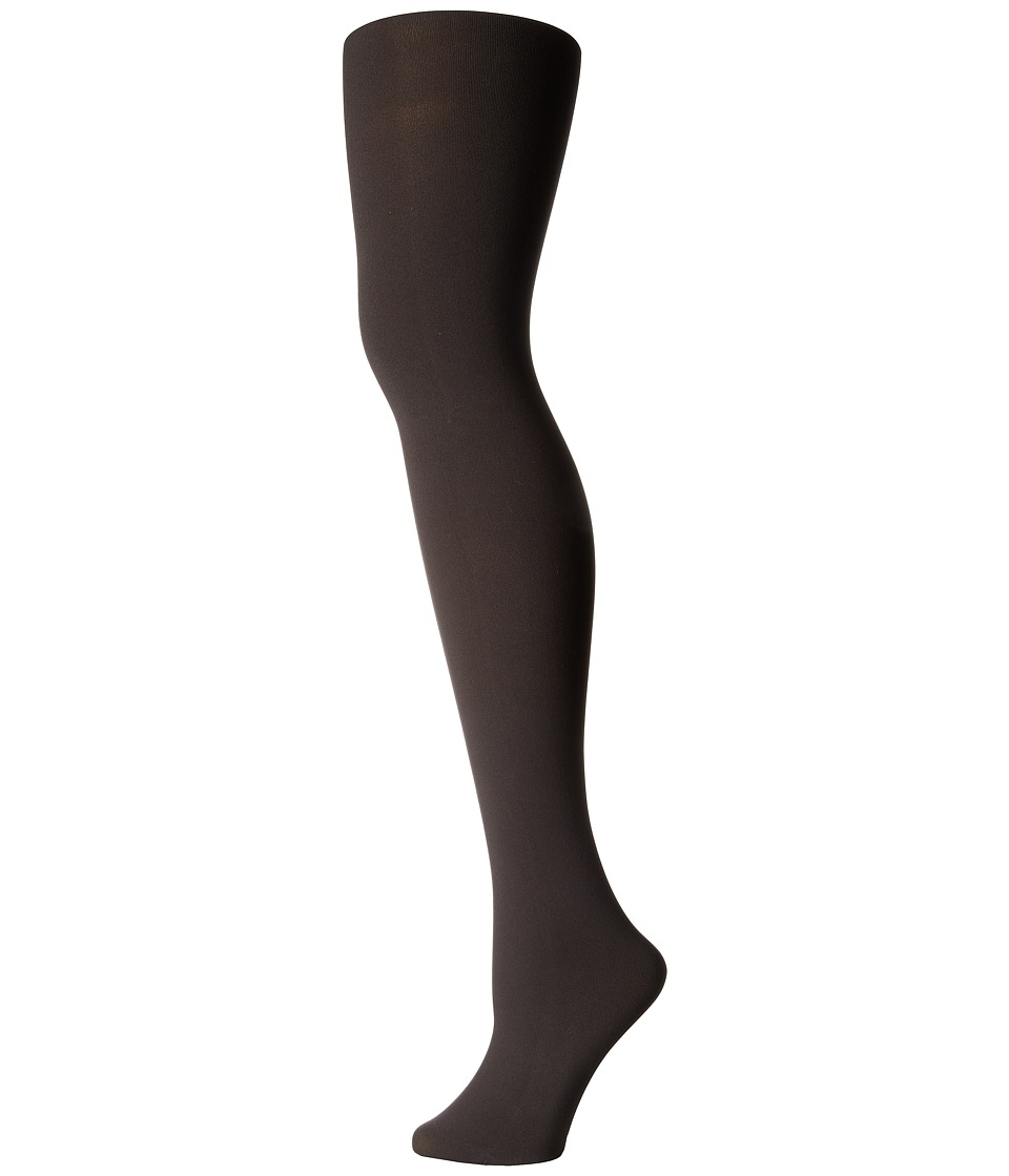 Falke - Warm Deluxe 80 Tights (Anthracite) Hose
