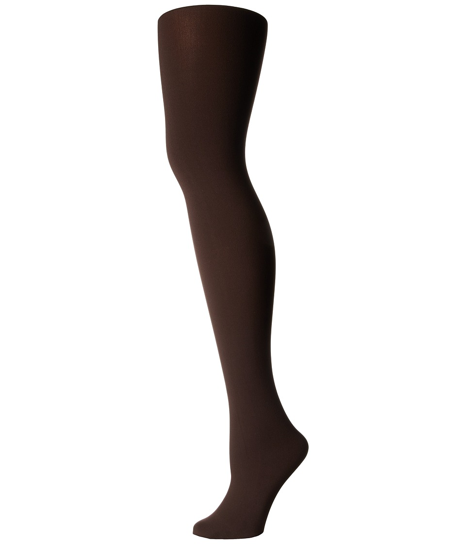 Falke - Warm Deluxe 80 Tights (Cigar) Hose