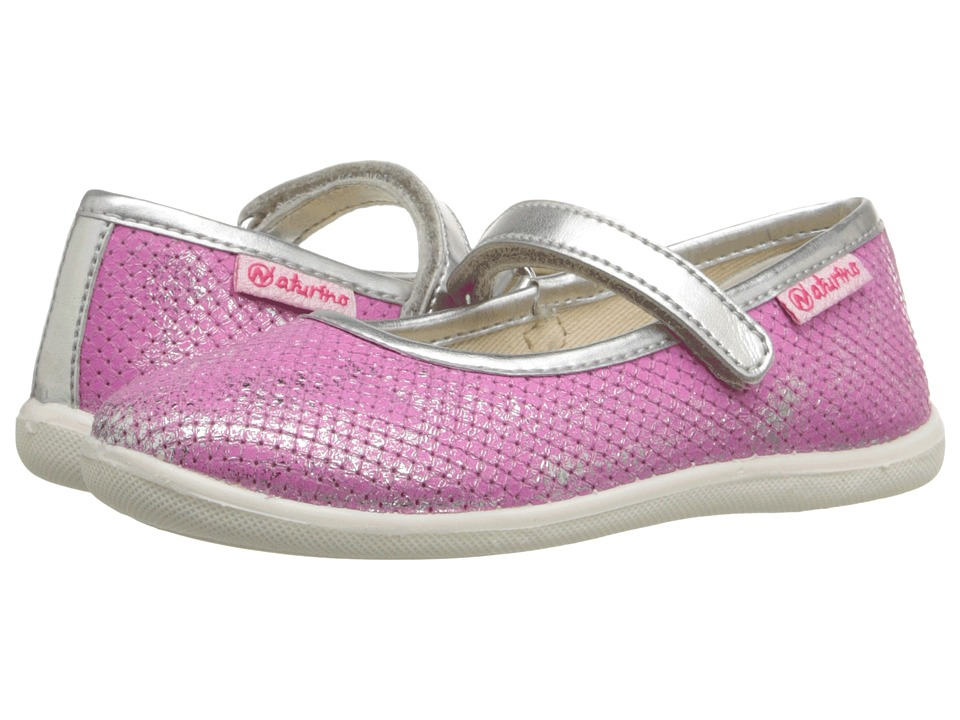 Naturino - Nat. 7944 USA SS16 (Toddler/Little Kid/Big Kid) (Pink 1) Girls Shoes