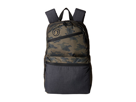 Volcom - Academy (Camouflage) Backpack Bags
