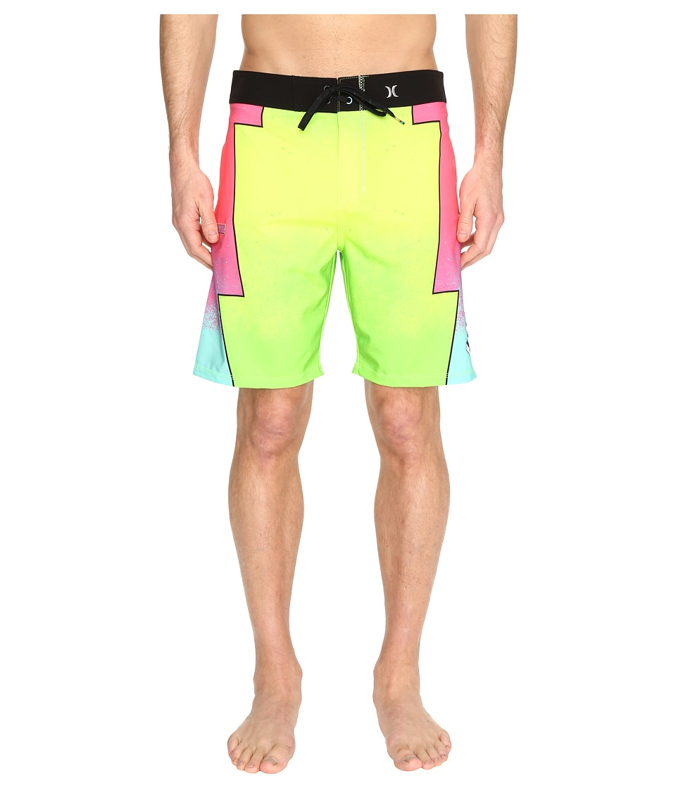 Hurley - Phantom Lostwinds 19 Boardshorts (Multi) Men's Swimwear
