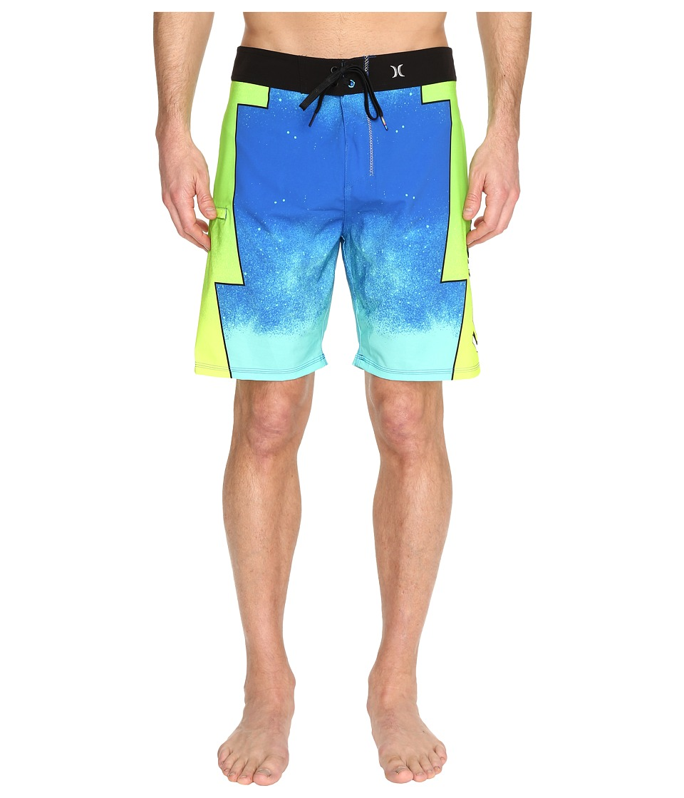 Hurley - Phantom Lostwinds 19 Boardshorts (Photo Blue) Men's Swimwear