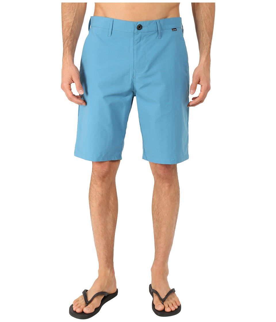 Hurley - Dri-FIT Chino Walkshort (Brigade Blue) Men's Shorts