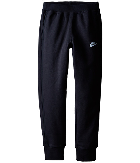 Nike Kids - Flash Cuff Pant (Little Kids/Big Kids) (Black/Black) Boy