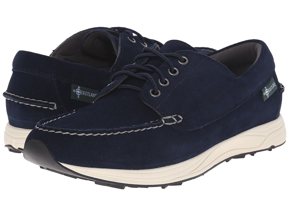 Eastland 1955 Edition - Jayden 1955 (Navy Suede) Men's Lace up casual Shoes