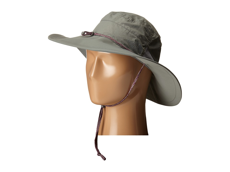 The North Face - Horizon Brimmer Hat (Sedona Sage Grey) Fedora Hats