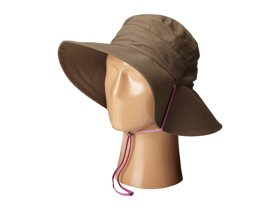The North Face - Horizon Brimmer Hat (Weimaraner Brown) Fedora Hats