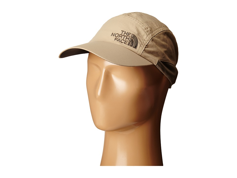 The North Face - Sun Shield Ball Cap (Dune Beige) Caps