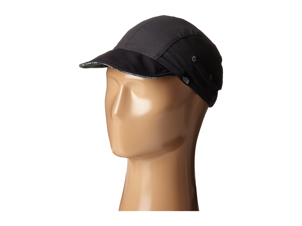 The North Face - Guide Crusher Cap (Asphalt Grey) Caps