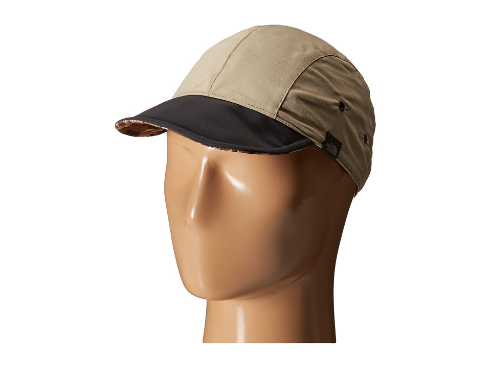 The North Face - Guide Crusher Cap (Dune Beige) Caps