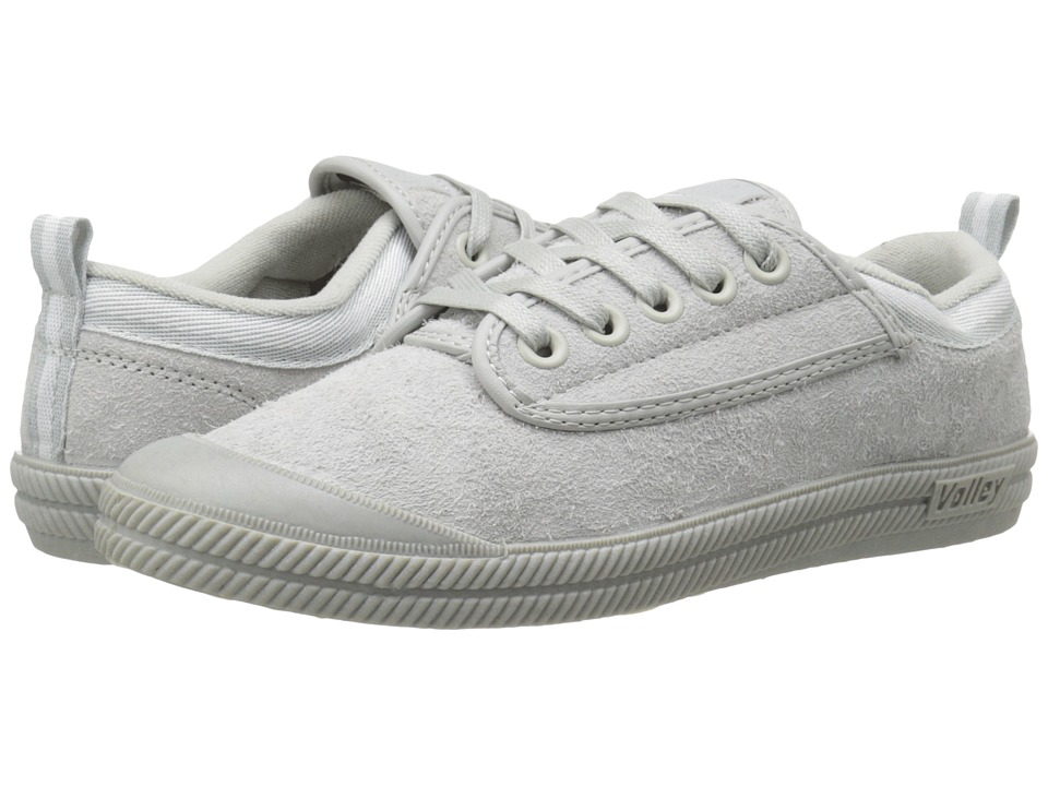 Volley Australia - International Hairy Suede (Light Grey) Men's Shoes
