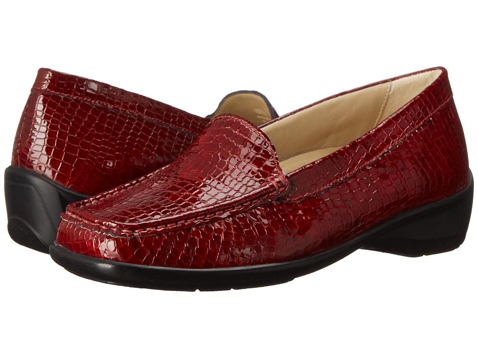 Naot Footwear - Jackie (Bordeaux Leather) Women's Shoes