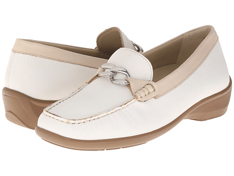 Naot Footwear - Josephine (White Leather) Women's Shoes
