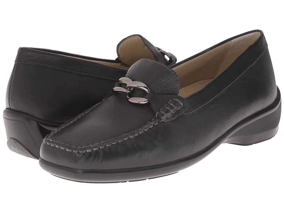 Naot Footwear Josephine (Black Leather) Women