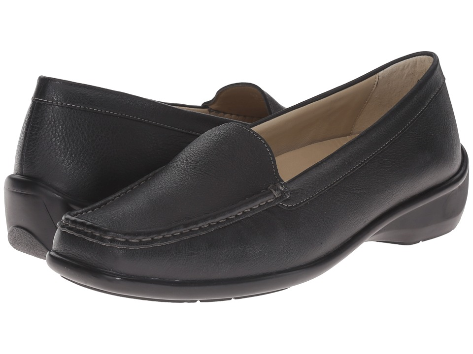 Naot Footwear Jackie (Black Leather) Women