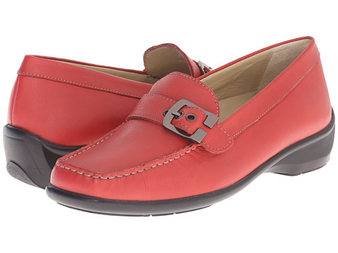 Naot Footwear - Maria (Red Leather) Women