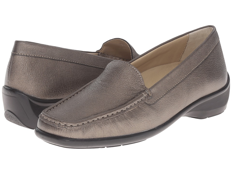 Naot Footwear - Jackie (Gold Leather) Women's Shoes