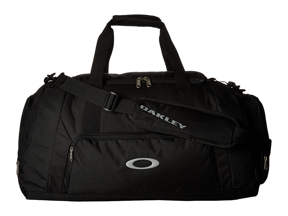 Oakley - Gym to Street Small Duffel (Jet Black) Duffel Bags