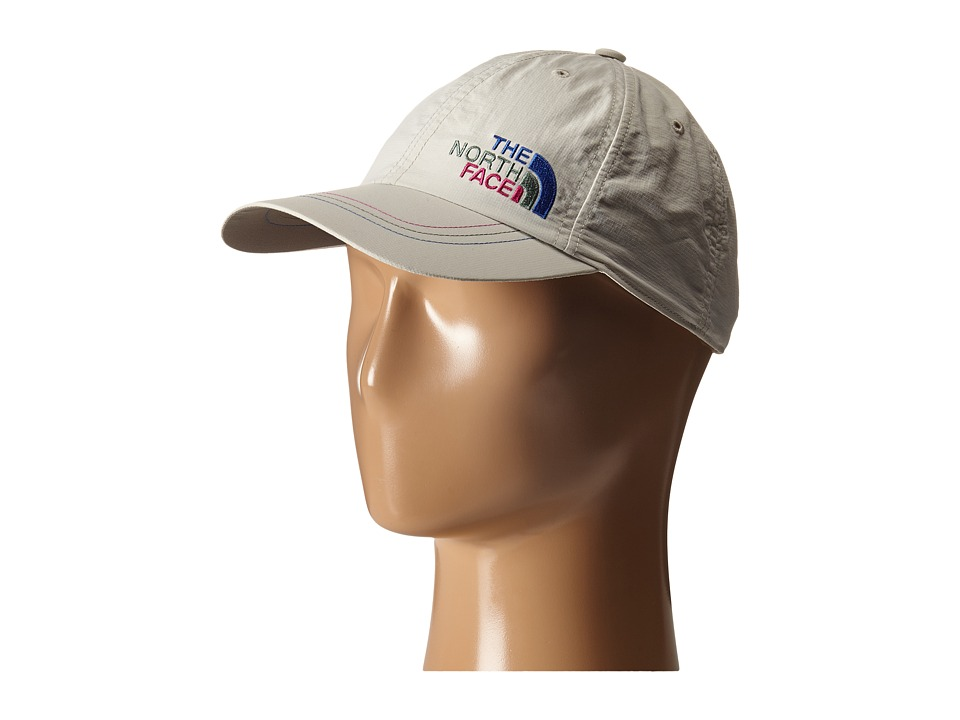 The North Face - Horizon Ball Cap (Moonlight Ivory/Coastline Blue/Laurel Wreath Green/Fuchsia Pink) Baseball Caps