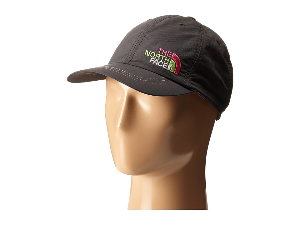 The North Face - Horizon Ball Cap (Asphalt Grey/Raspberry Rose/Budding Green/TNF White) Baseball Caps