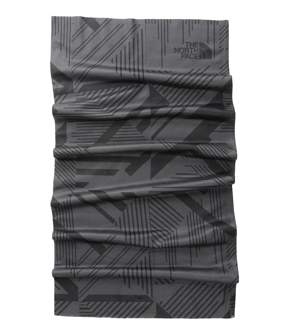 The North Face - Dipsea Cover It (Asphalt Grey Print) Scarves