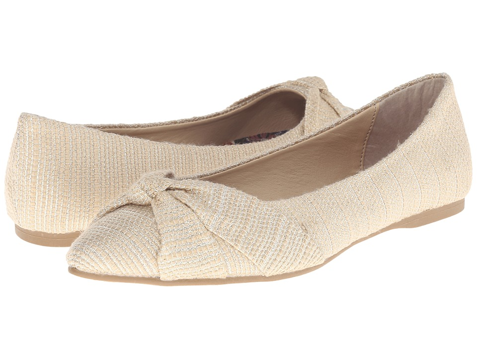 Rocket Dog - Jenelle (Natural Crystal) Women's Flat Shoes