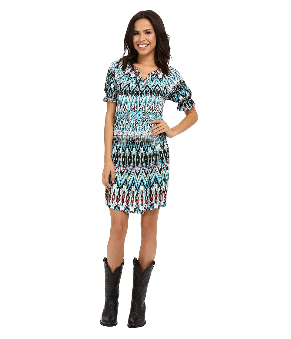 Ariat - Hepburn Dress (Multi) Women's Dress