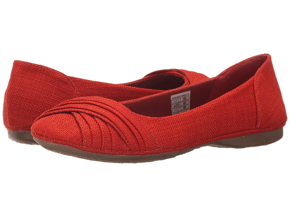 Rocket Dog - Raylan (Orange Valencia) Women's Shoes