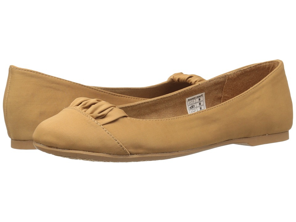 Rocket Dog - Trenty (Almond Ballerina) Women's Flat Shoes