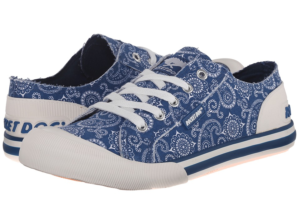 Rocket Dog - Jazzin (Blue Danna) Women's Lace up casual Shoes
