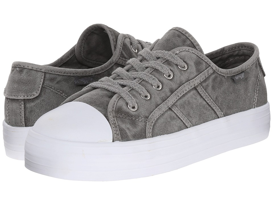 Rocket Dog - Magic (Grey Beach Canvas) Women's Lace up casual Shoes
