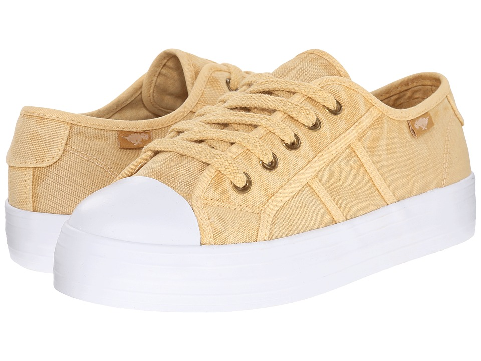 Rocket Dog - Magic (Almond Beach Canvas) Women's Lace up casual Shoes