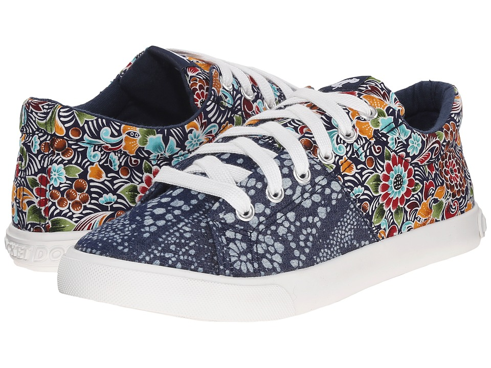 Rocket Dog - Campo (Blue Dream Catcher/Frida Floral) Women's Lace up casual Shoes