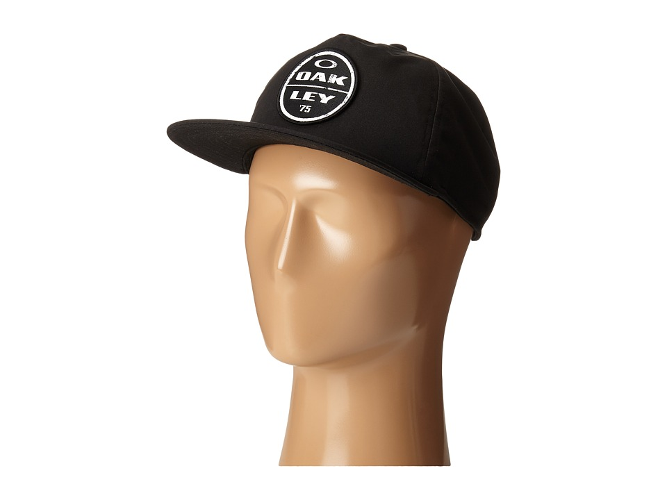Oakley - Foundation Cap (Jet Black) Caps