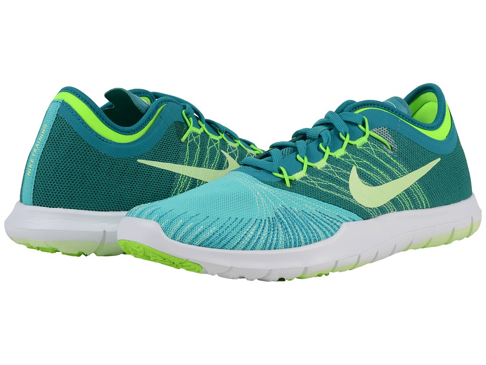 Nike - Flex Adapt TR (Hyper Jade/Radiant Emerald/Electric Green/White) Women's Cross Training Shoes