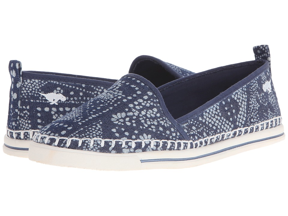 Rocket Dog - Sammie (Blue Dream Catcher) Women's Flat Shoes