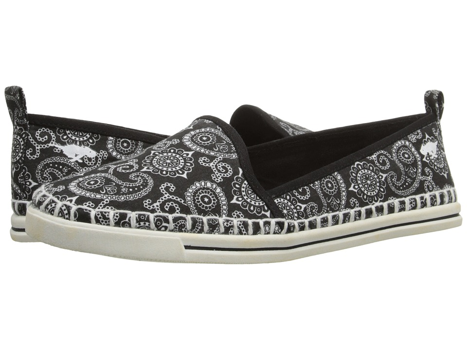 Rocket Dog - Sammie (Black Danna) Women's Flat Shoes