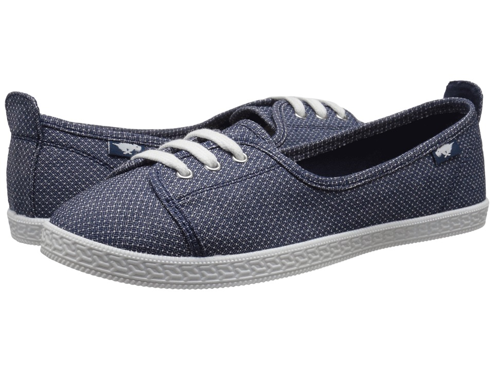 Rocket Dog - Penny (Navy Dot-A-Lot) Women's Lace up casual Shoes