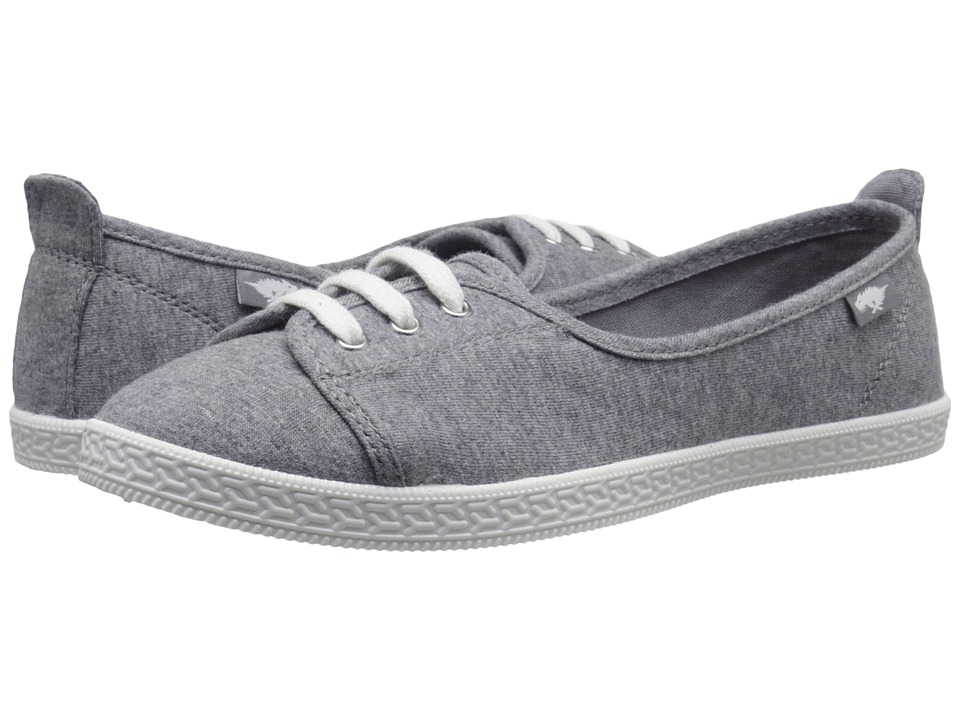 Rocket Dog - Penny (Grey Summer Jersey) Women's Lace up casual Shoes