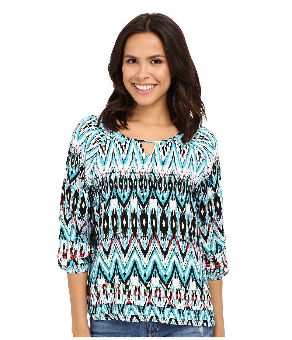 Ariat - Nanci Blouse (Multi) Women's Blouse plus size,  plus size fashion plus size appare