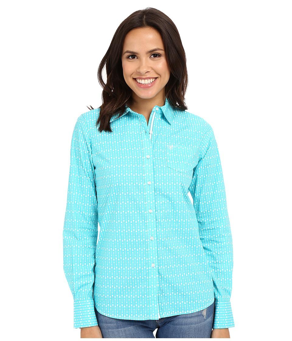 Ariat - Kirby Shirt (Multi) Women's Long Sleeve Button Up