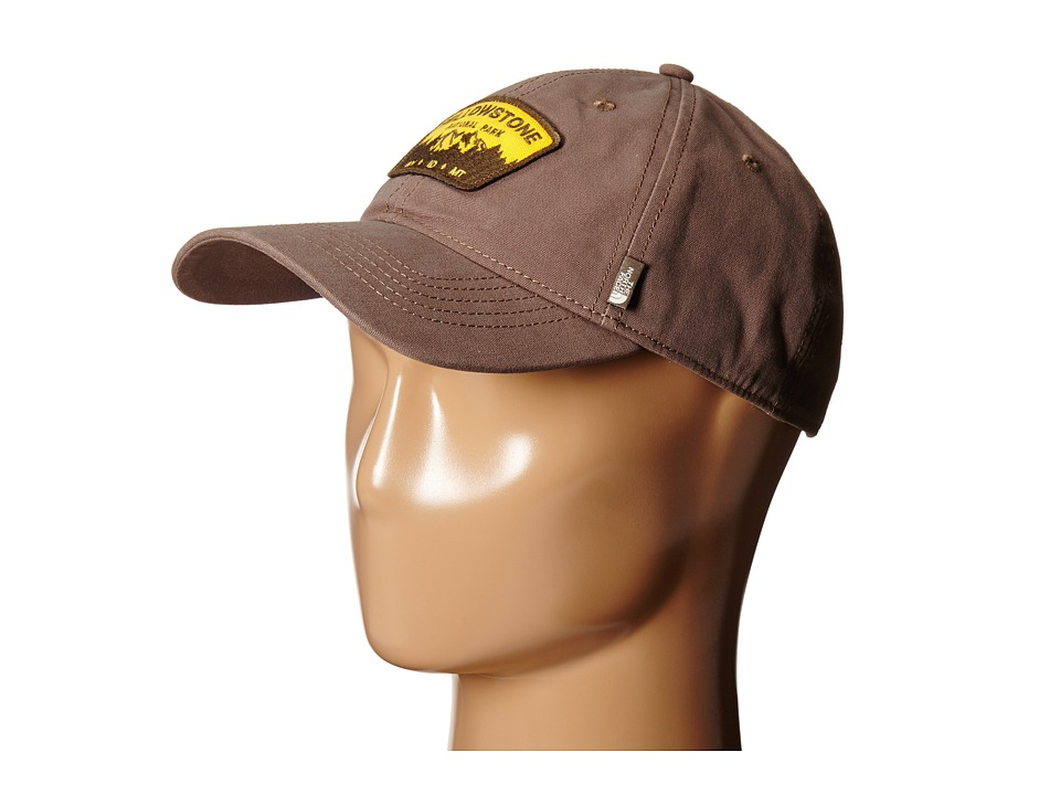 The North Face - Canvas Work Ball Cap (Weimaraner Brown) Baseball Caps